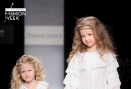 Участие в показе St. Petersburg Fashion Week